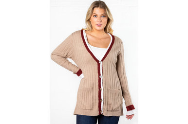 ALL THE RIGHT WAYS CARDIGAN