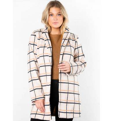 ALL THE RIGHT MOVES COAT