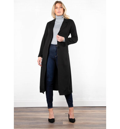 ENGAGING ENCOUNTER TRENCH COAT
