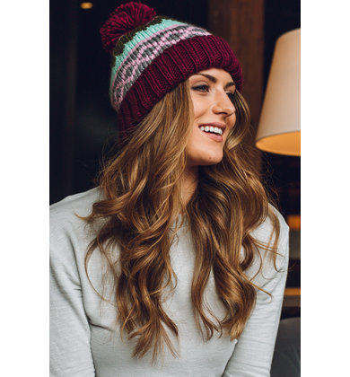 HIGH SPIRITS POM HAT