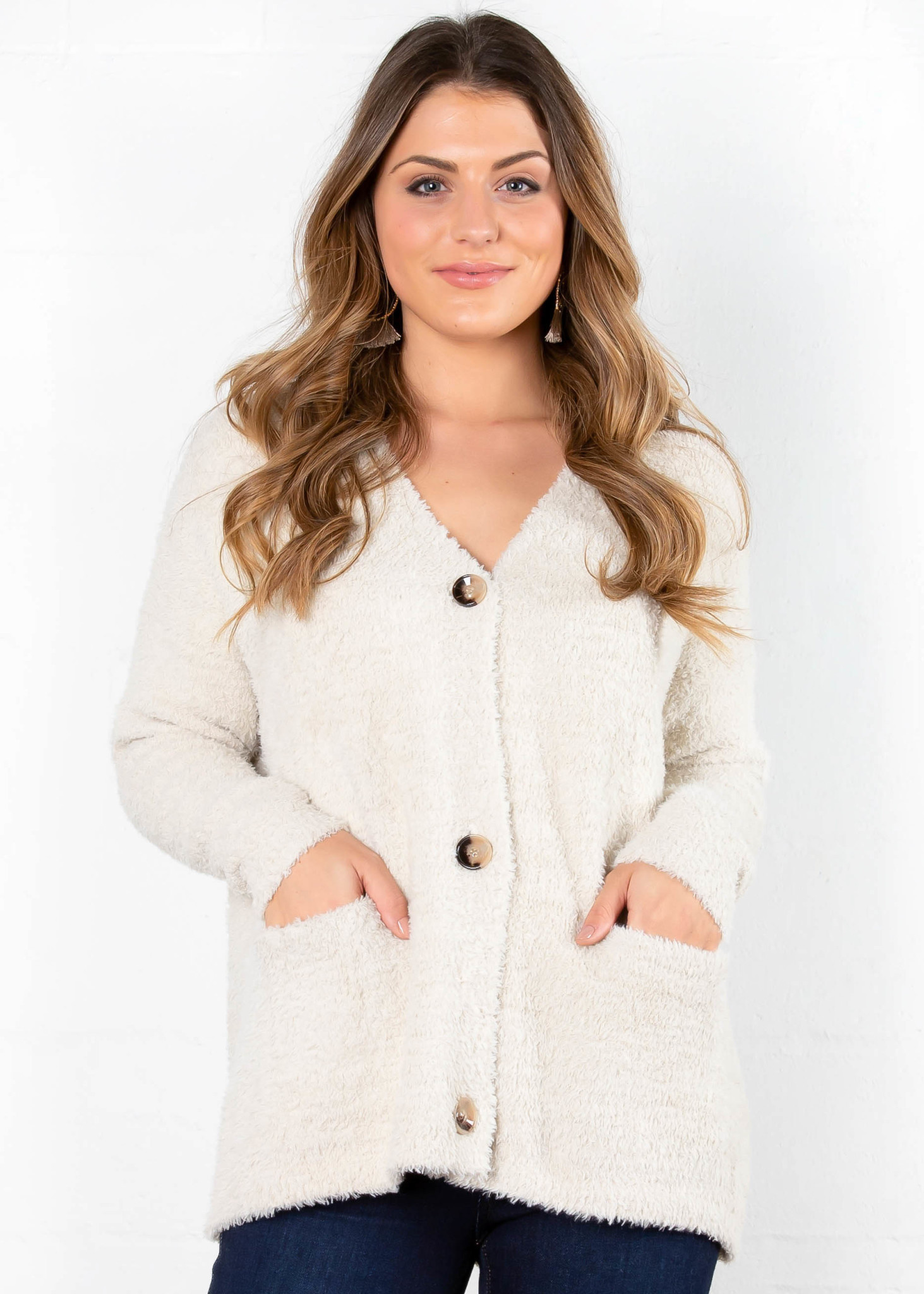 TORONTO SUPER SOFT CARDIGAN