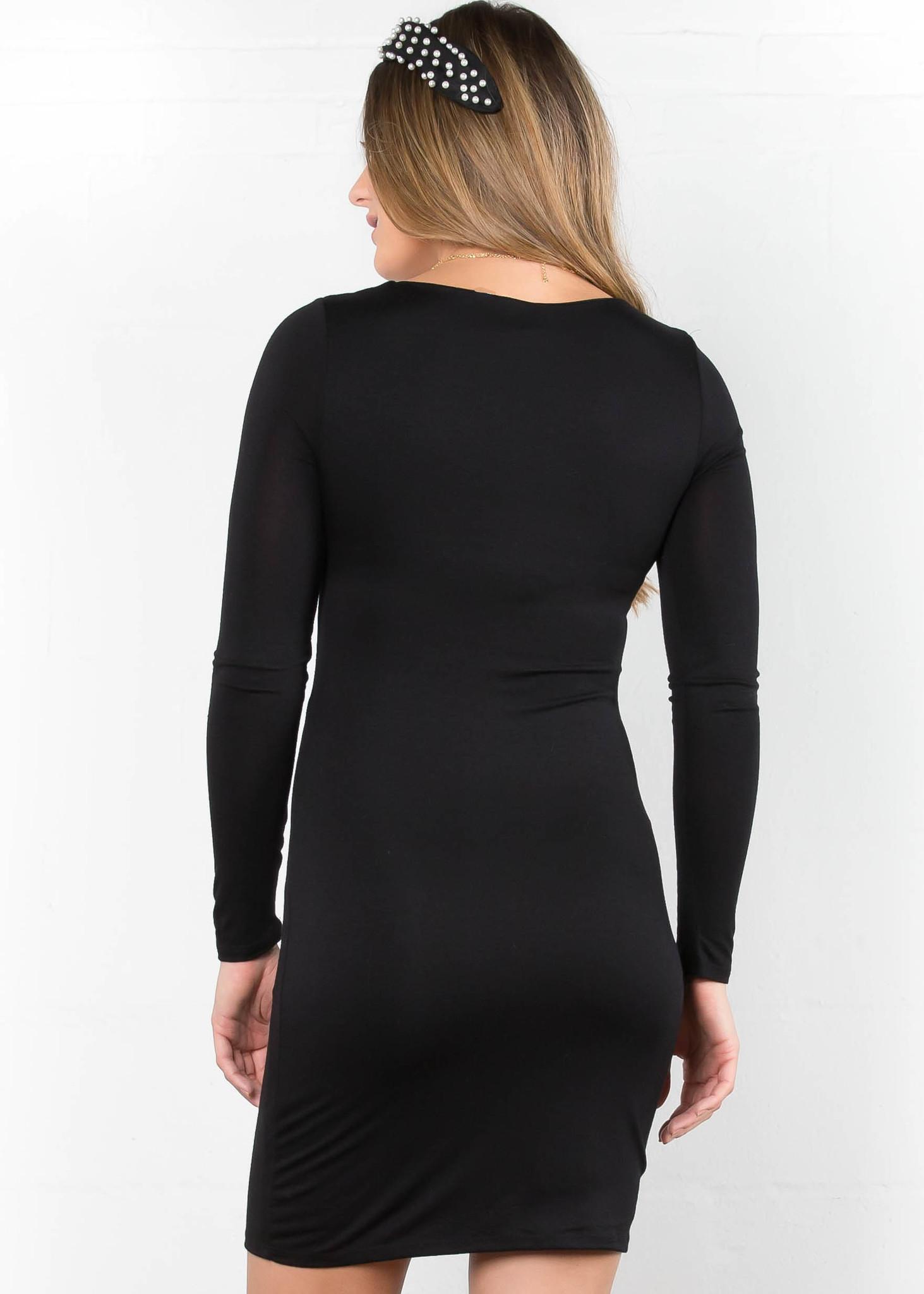 PERFECT TEN BODYCON DRESS