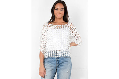 MATCH MADE IN HEAVEN PEARL TOP
