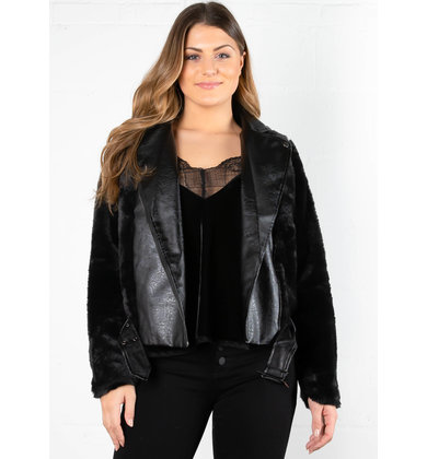 LOOK YOUR BEST LEATHER JACKET