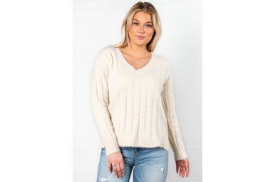 LASTING IMPRESSION SWEATER