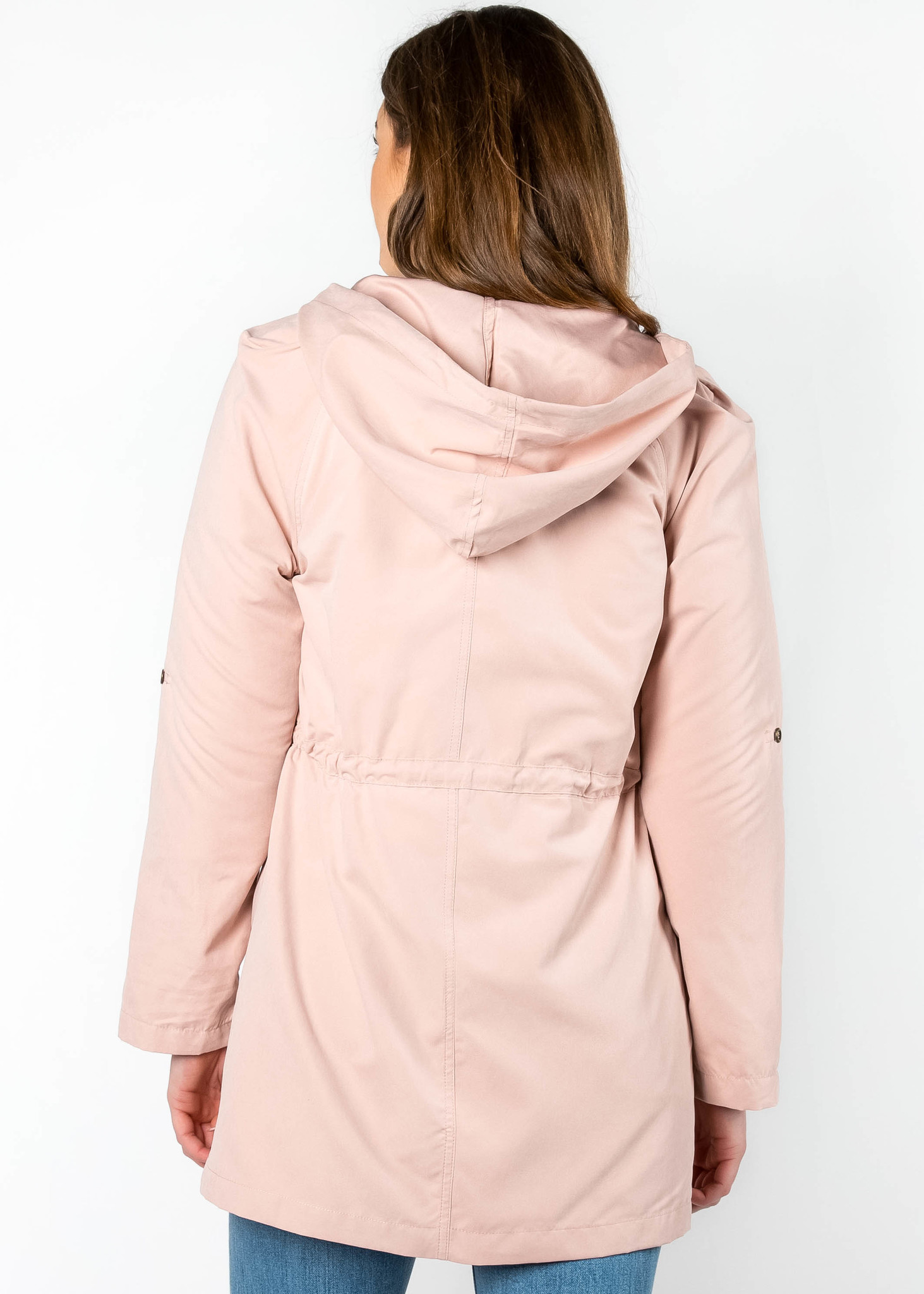 WHOLE TRUTH JACKET - PINK