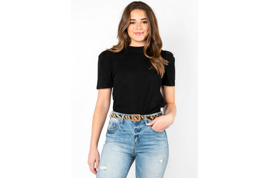 ALESSANDRA SHORT SLEEVE TOP