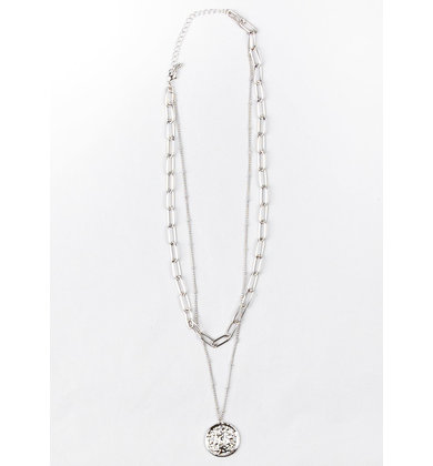 JENNI NECKLACE - SILVER