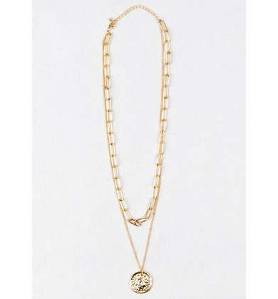 JENNI NECKLACE - GOLD