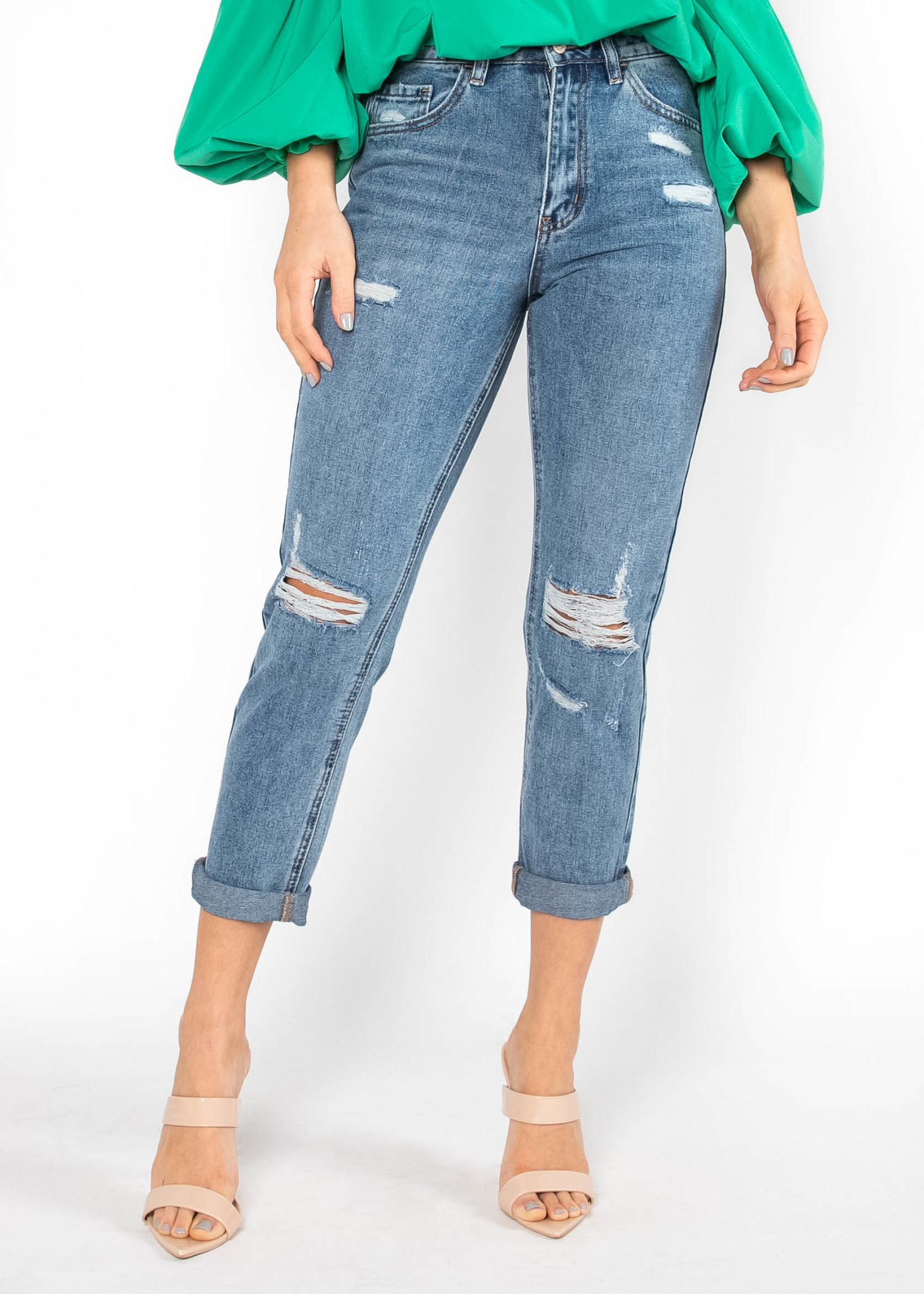 INS + OUTS GIRLFRIEND JEANS