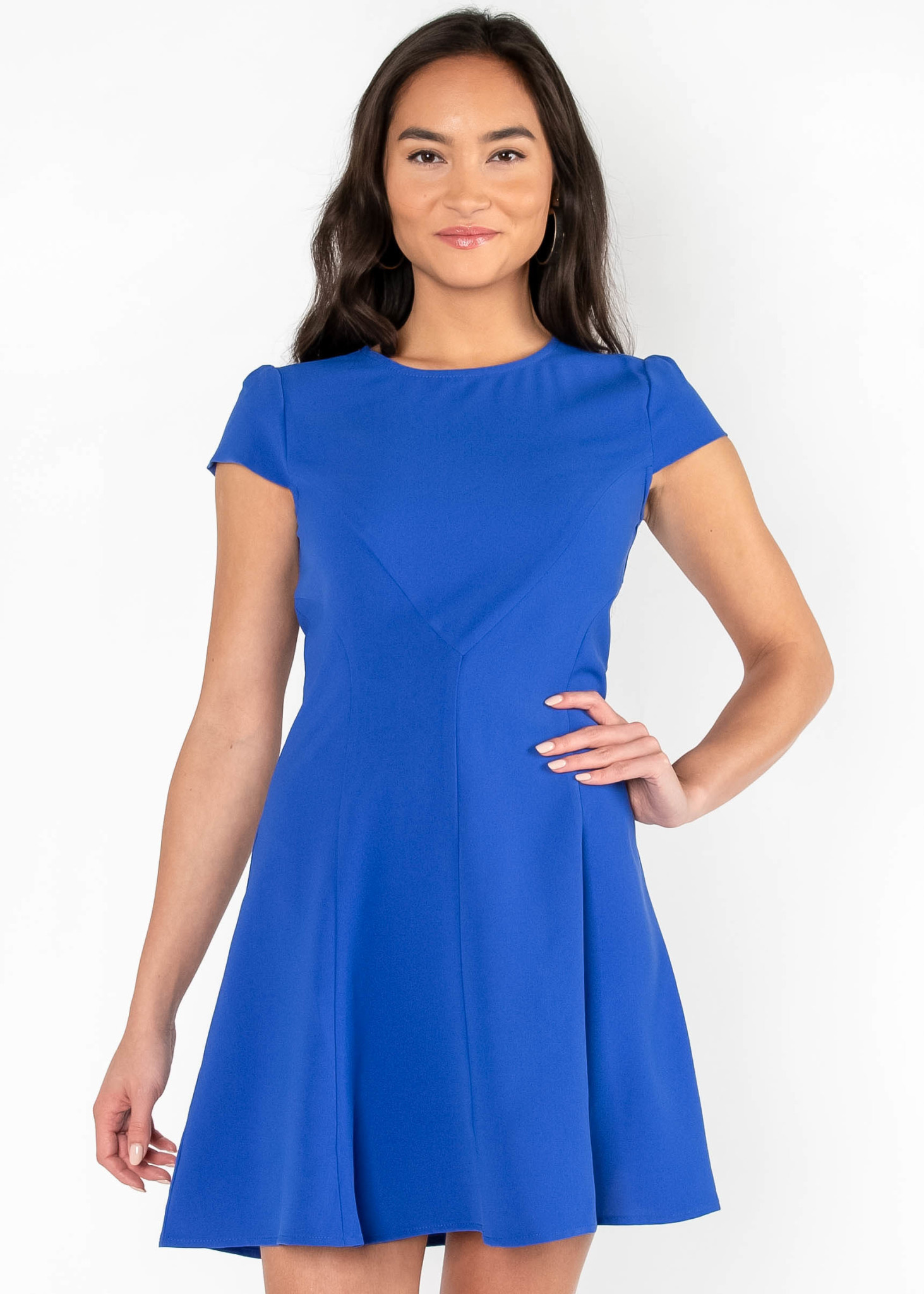 OH SO SWEET BLUE DRESS