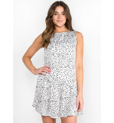 GOOD COMPANY POLKA DOT DRESS