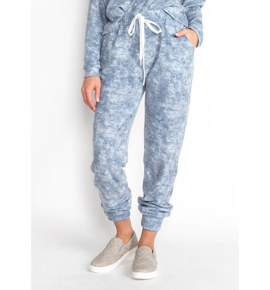 COOL TOUCH TIE DYE JOGGERS