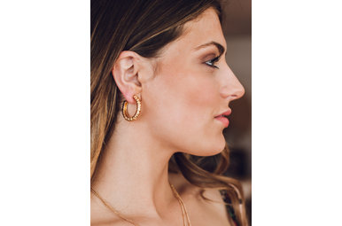 CHARMING EFFECT EARRINGS