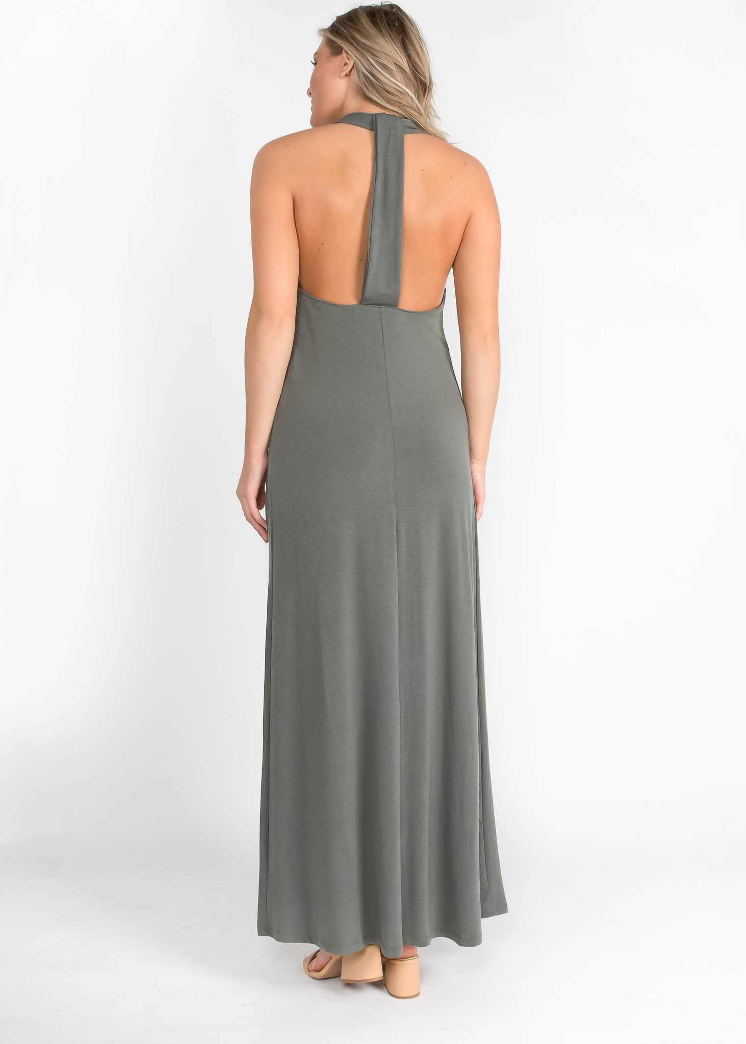 LOVELY AFTERNOON MAXI DRESS