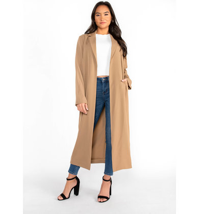 ALL MY TIME DUSTER COAT