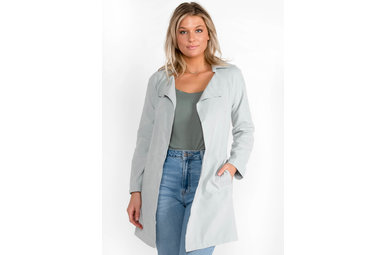 COLLECTIVE LIGHTWEIGHT COAT