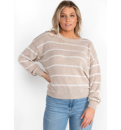 MOST OF ALL LIGHTWEIGHT SWEATER