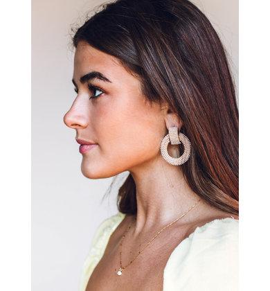 MADYSON PEARL EARRINGS