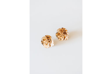 GOLDIE FLOWER EARRINGS