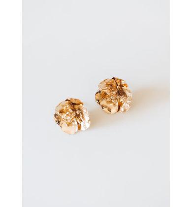 GOLDIE FLOWER EARRINGS