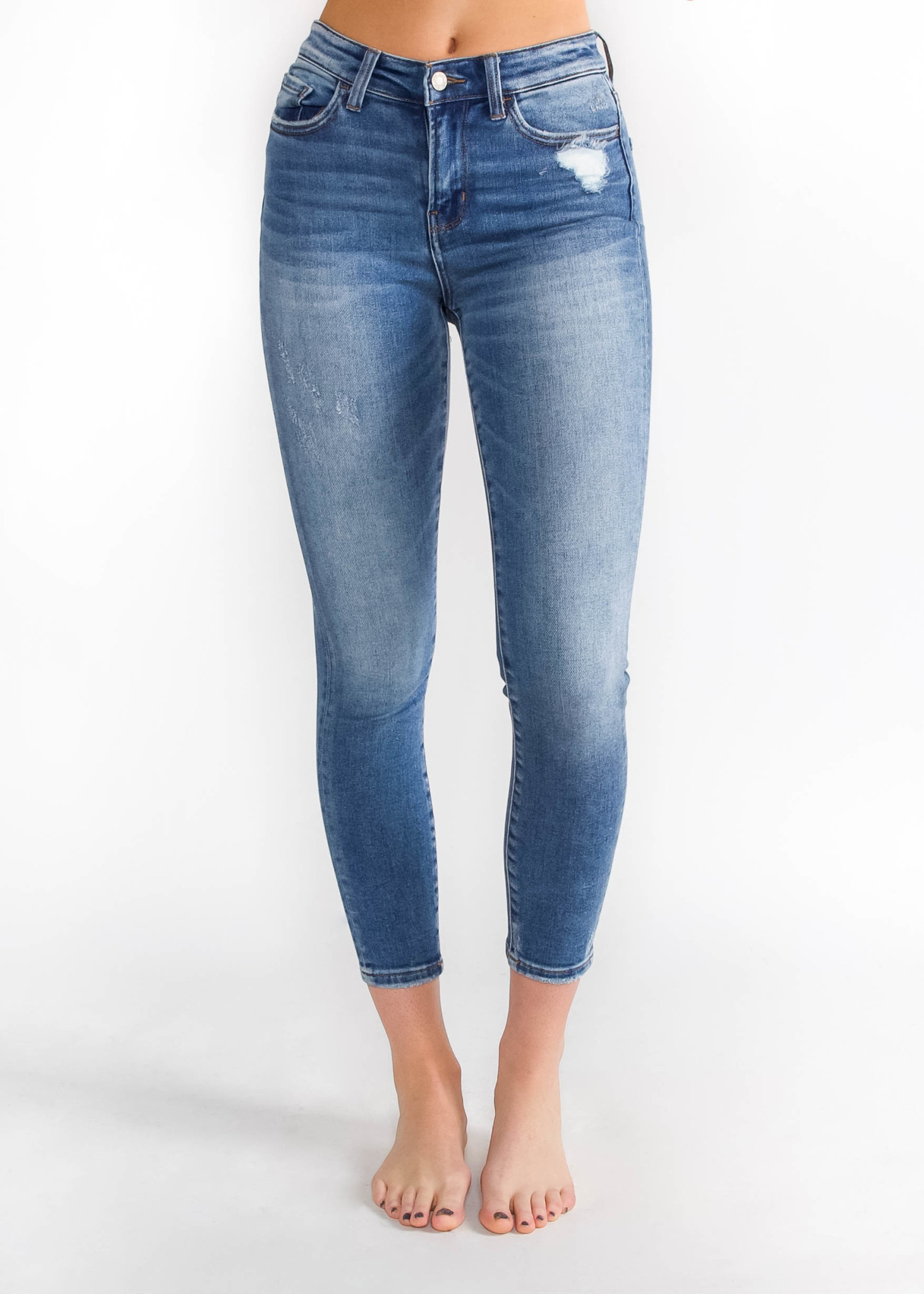 REPUTATION DISTRESSED JEANS