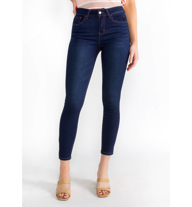 MISS AMERICANA DARK WASH JEANS