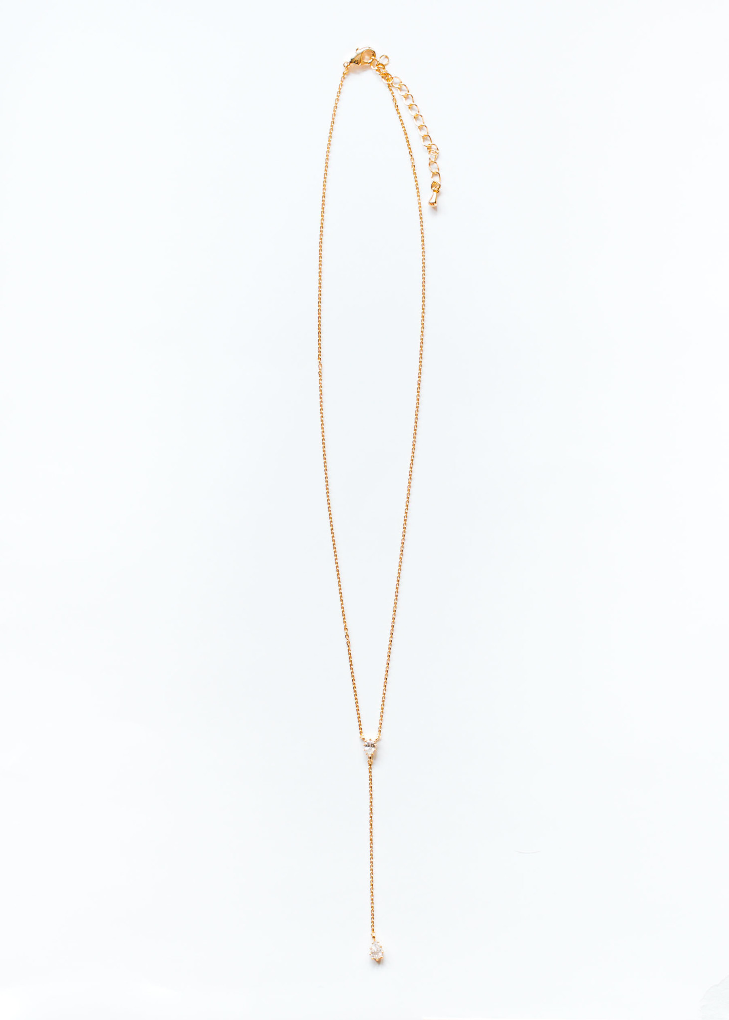 FIRST CLASS GOLD NECKLACE