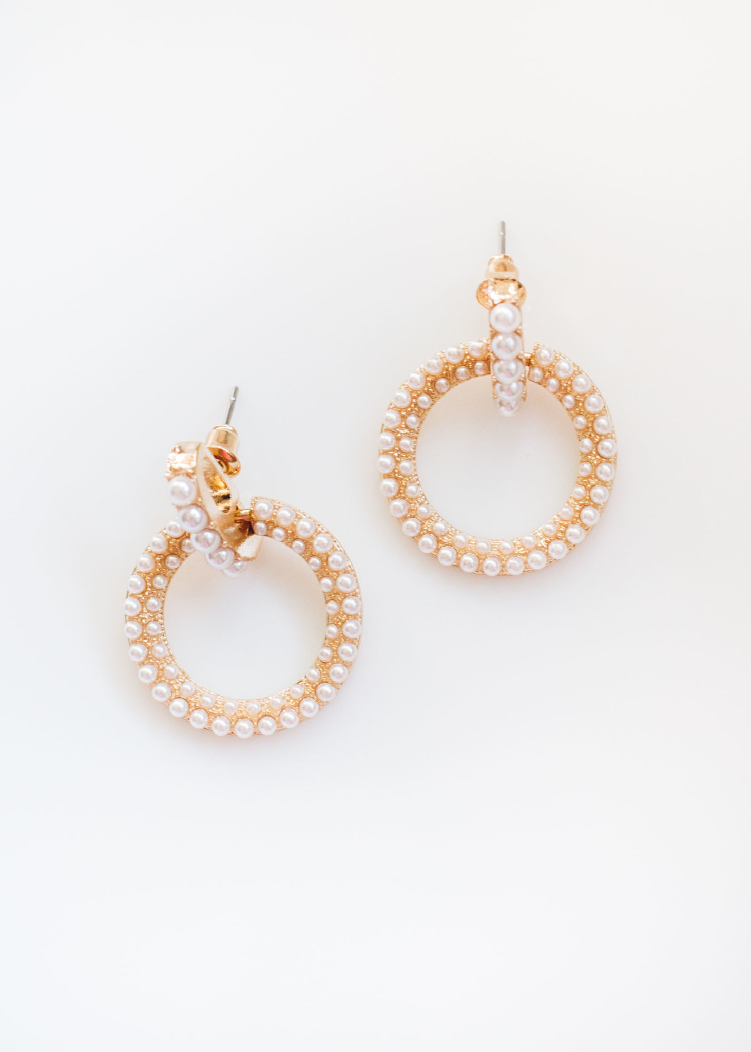 WITHIN REACH PEARL EARRINGS