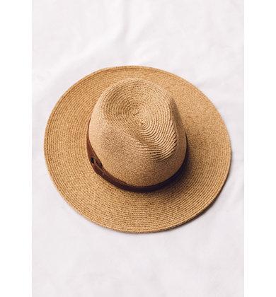 BEACH ENTHUSIAST STRAW HAT