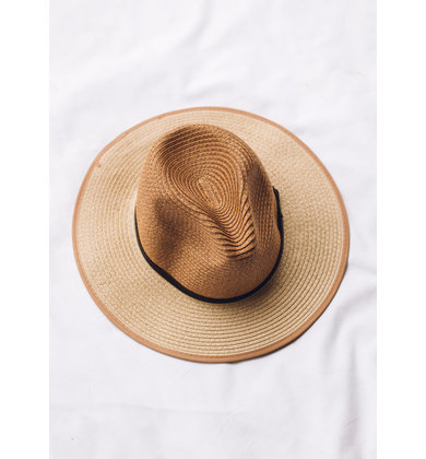 SONOMA TWO TONE STRAW HAT