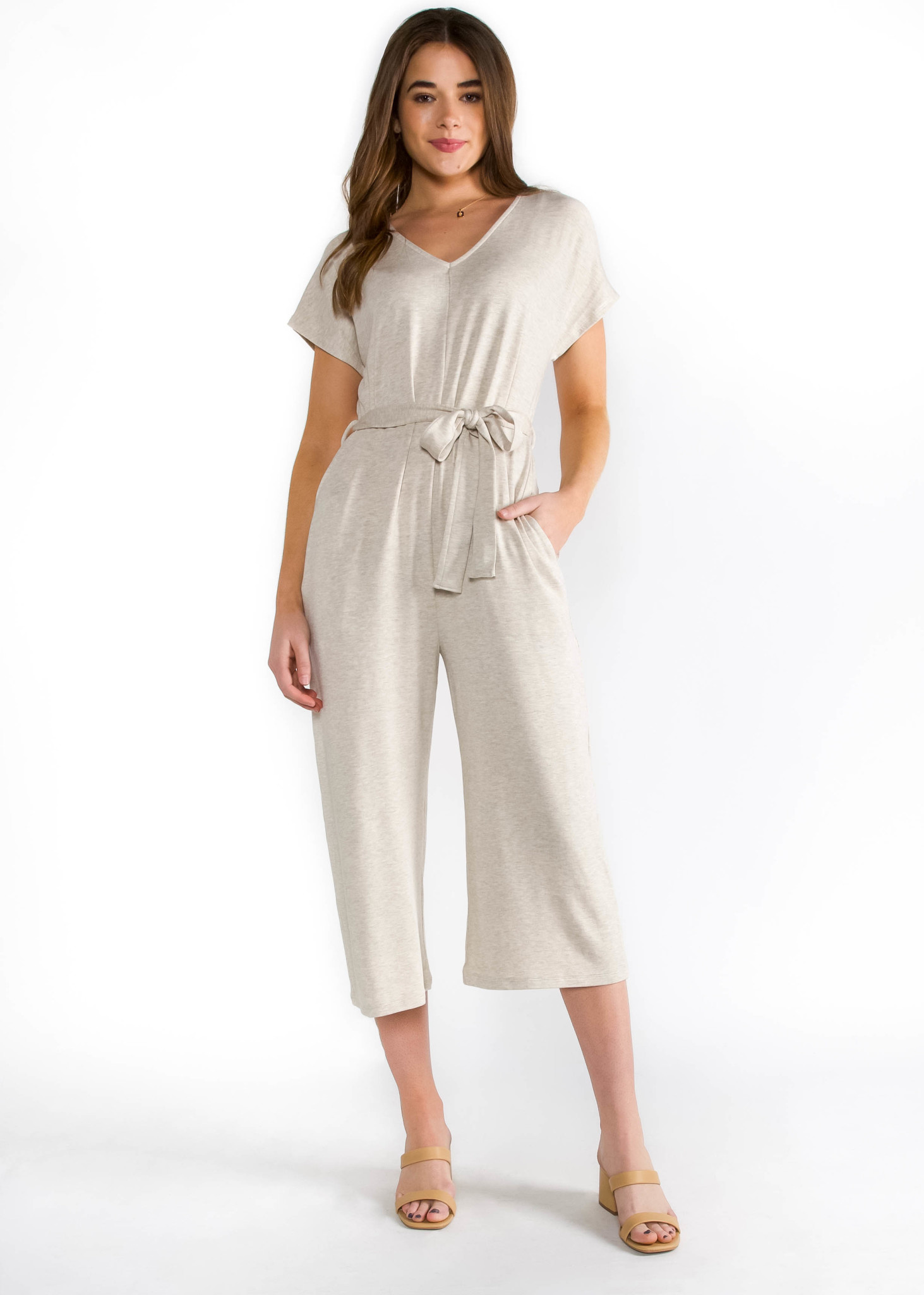 ZOOMED IN CROPPED JUMPSUIT