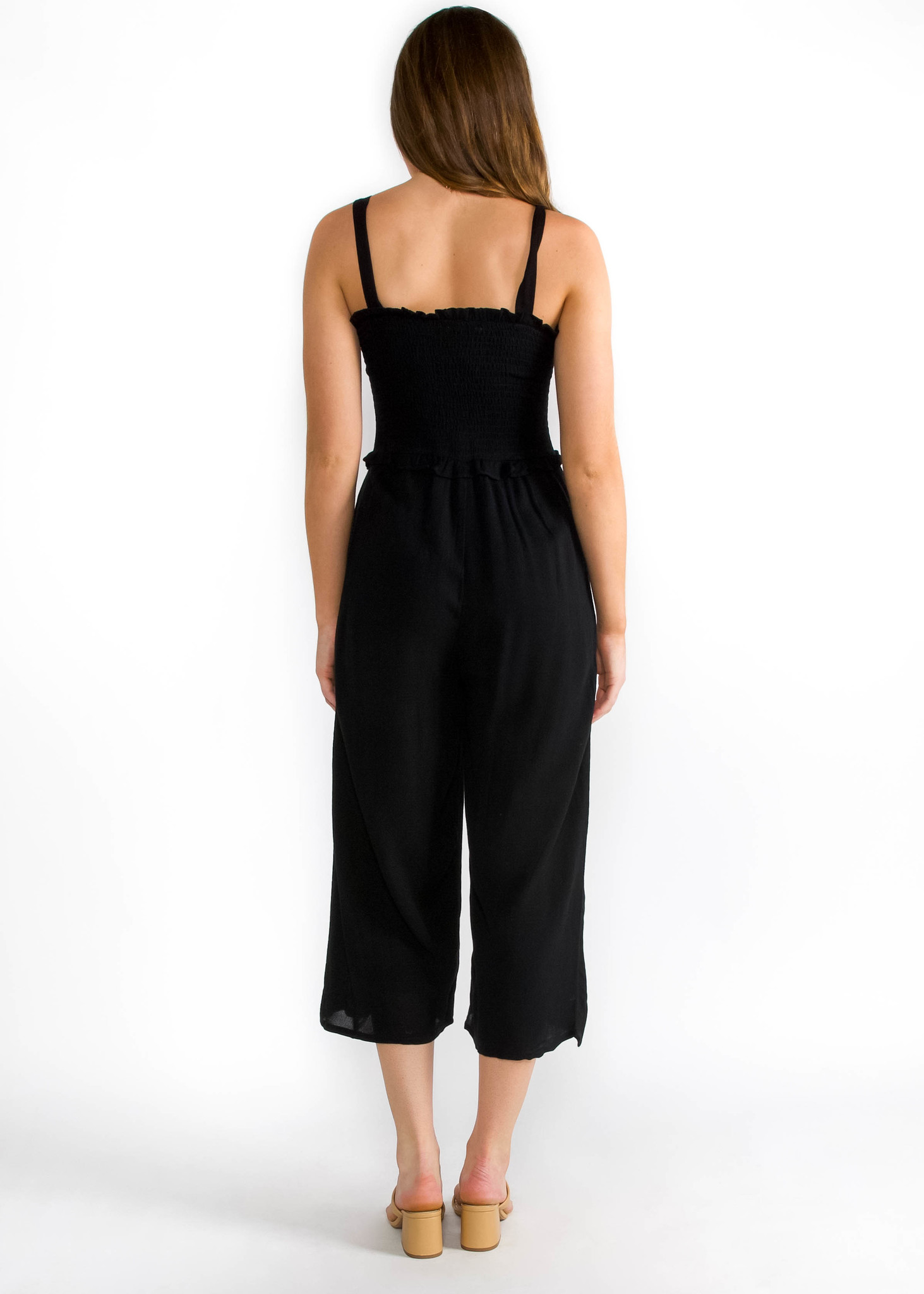 BEYOND CITY LIMITS JUMPSUIT