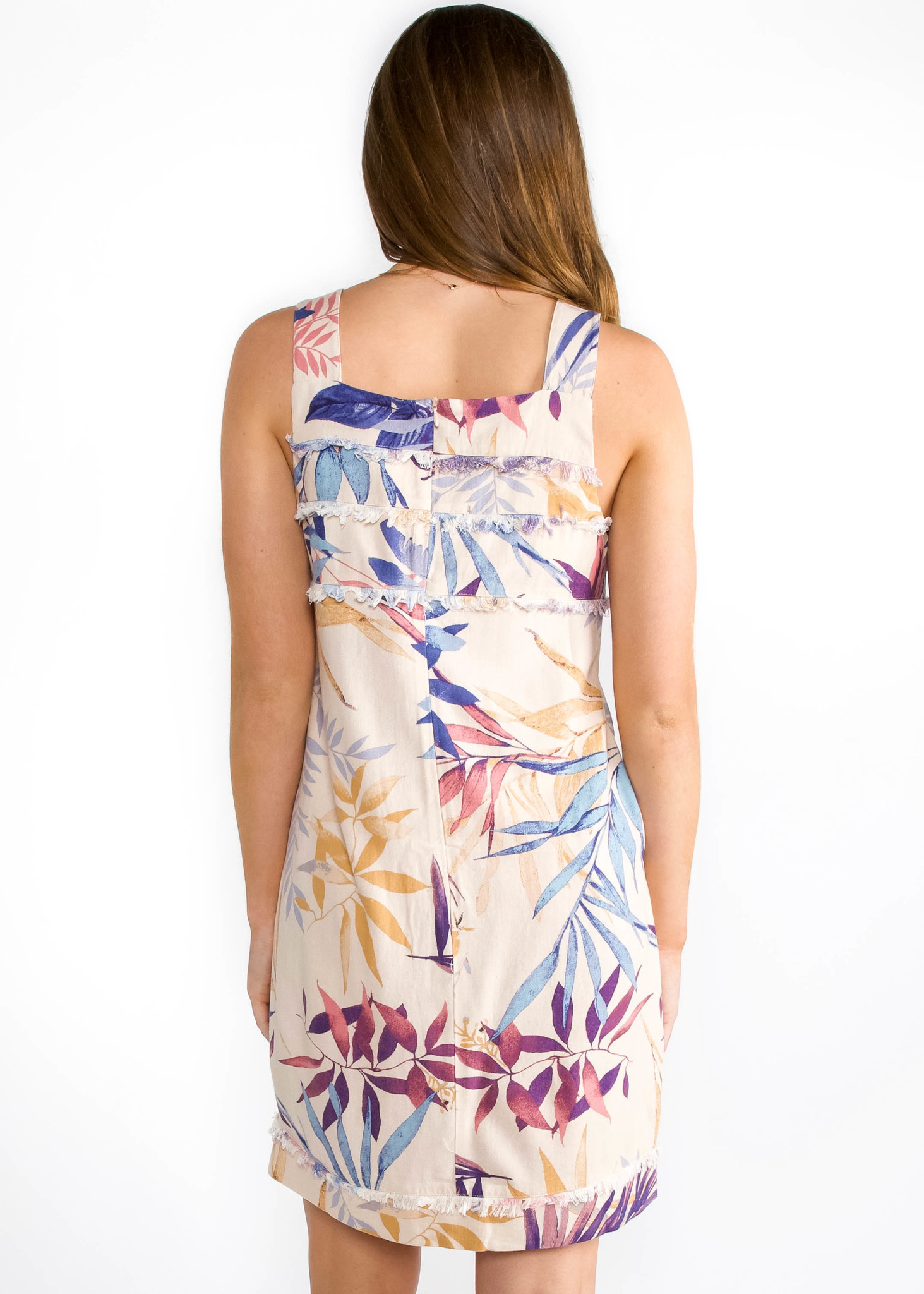 OCEAN ADVENTURE SHIFT DRESS