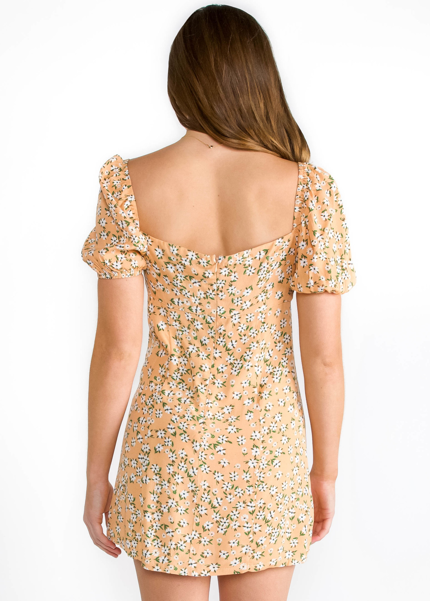 DREAM IN COLOR FLORAL DRESS