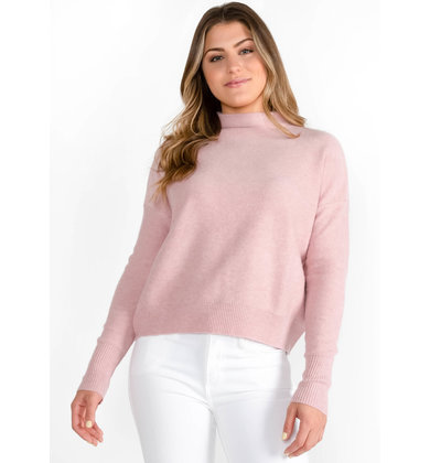 ELOISE MOCK NECK SWEATER