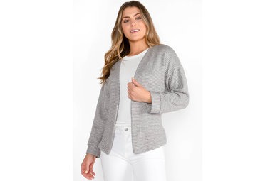 NEW NORMAL FRONT TIE CARDIGAN