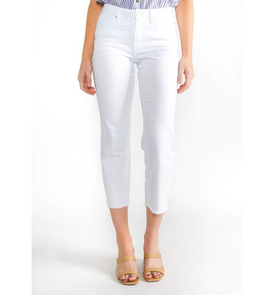 MODERN BEAUTY WHITE JEANS