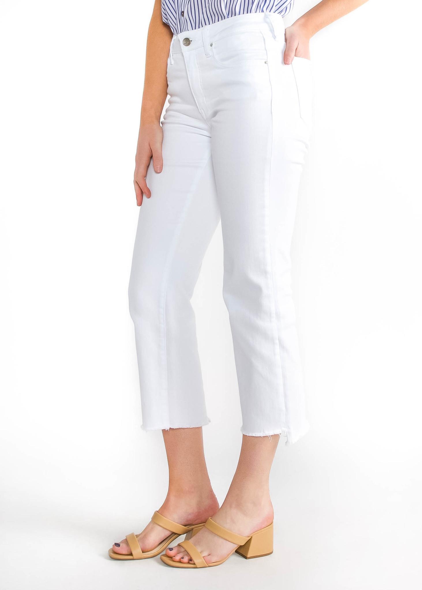 MODERN BEAUTY WHITE JEANS