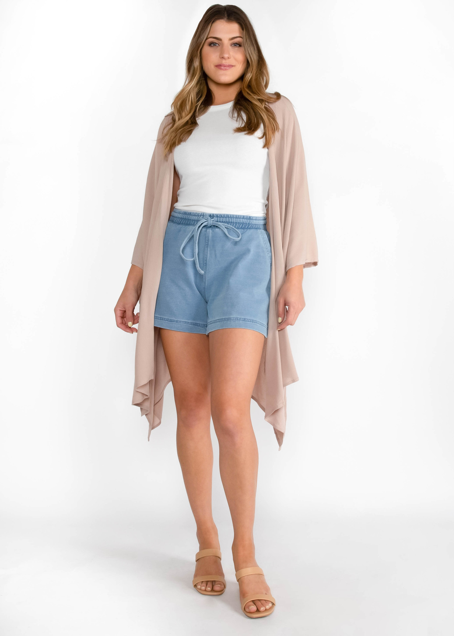 BAY OF ISLANDS LIGHTWEIGHT CARDIGAN