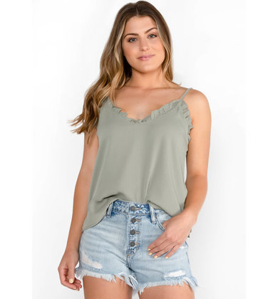 FIELDS OF GREEN TANK TOP