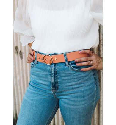 CITY LIGHTS BELT - CLAY