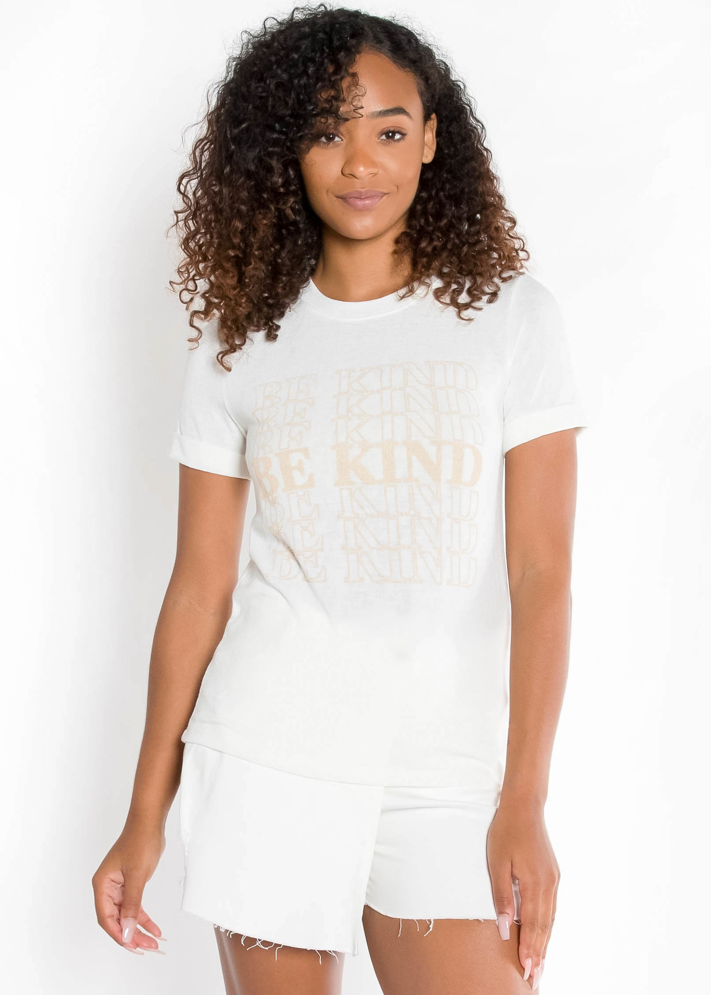 BE KIND SHORT SLEEVE GRAPHIC TEE