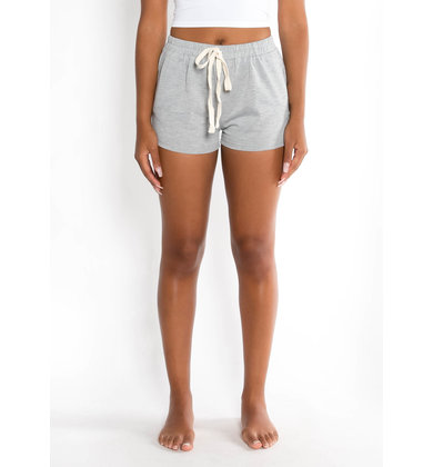 HIT SNOOZE SHORTS - GREY