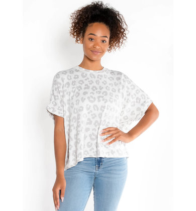 WISHING STAR LEOPARD T-SHIRT