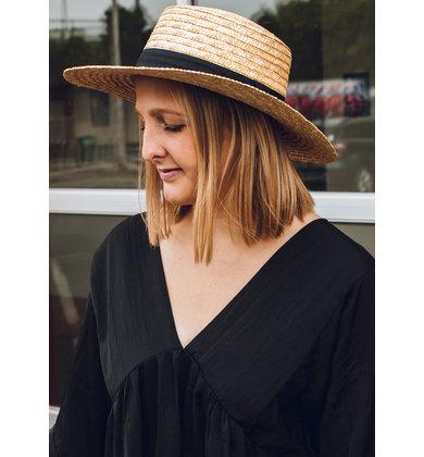 CLEMENTINE STRAW HAT
