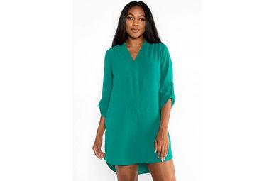 WITHOUT WARNING SHIFT DRESS