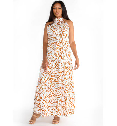 CAUGHT YOUR EYE MAXI DRESS