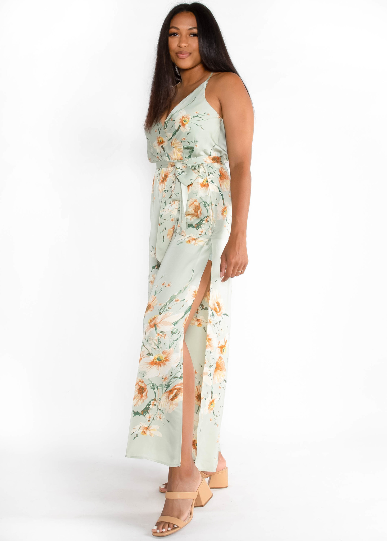WHITE SAND BEACHES JUMPSUIT