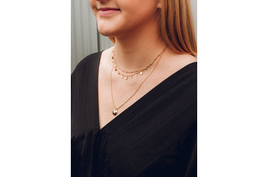 TOP TIER LAYERED NECKLACE